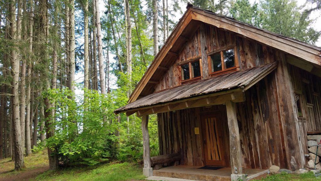 KWW sanctuary in trees